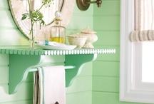 Bathrooms / by Brenda Walton Studio