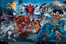 Comic Battles / by Darrin Smith