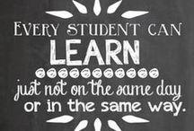 Teaching / by Ashli Cabrera