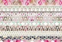 Prints & Patterns / Pretty designs & inspiration  / by Brandi LaPointe
