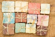 Let's keep it natural / DIY natural soaps, scrubs, lotions and potions  / by Brandi LaPointe