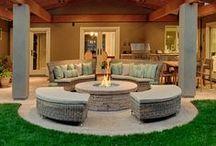 Home Decor- Outdoor Spaces