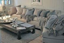 Home Decor- Living Areas