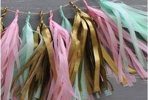 { DIY} Bridesmaid Craftiness