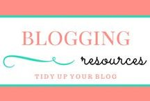 Blogging Tips / Want to start a blog? Find out everything you need to start a blog here. Already have a blog? Find tons of tips, tricks, resources, and marketing strategies on how to grow, promote, and build your blog.
