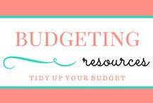 Budgeting / Everyone needs a budget to stay organized and in charge of his/her finances. Here are free budget templates, different ways to budget, and budgeting tips to make sure your budget is on point.