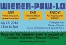 Wiener-Paw-Looza Ottawa - July 23, 2016