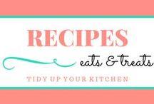 Recipes - Dinner, Dessert, & More