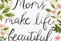MOTHER'S DAY / Celebrate your mama. Gift ideas, brunch recipes, & decorations!