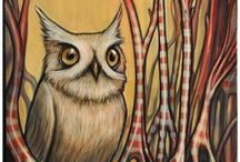 OWL / by Shelby Grant