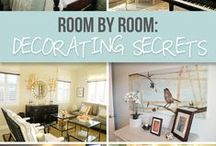 Decorating tips to turn your house into your home / Decorating tips and suggestions to make your house your home / by Lana Artz- Prine