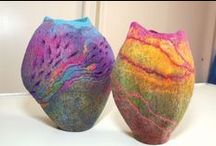 Cool Fiber Art / All the wonderful things artists can do with various fibers!