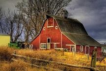 ❤ Barns / I want a barn!