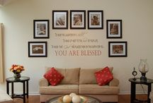 Home Decorating Ideas / by Janis Sweat