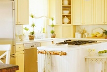 Kitchen decorating ideas / decorating tips and suggestions for your kitchen / by Lana Artz- Prine