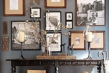 Picture this and other photo ideas / Using pictures to decorate your home / by Lana Artz- Prine