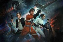 Star Wars / by Janis Sweat