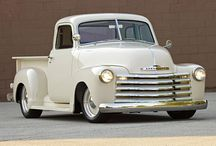 Classic Cars And Trucks / by Janis Sweat