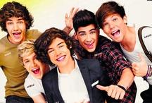 One Direction :) / by Jessica Olivarez