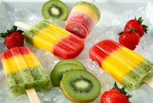 """All About: Frozen Treats / by Adelle """"Isay"""" Q-Lauifi"""