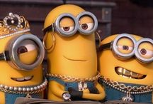 Minions / by Janis Sweat