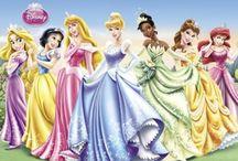 Disney Princesses / public / by Janis Sweat