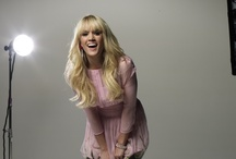 Carrie Underwood / American Idol alum, who has become one of the greatest country music artists of all time and certainly one of mine. She is a super star who has remained grounded by her faith and husband.