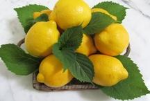 Lemon Fresh / Mmmm.....the smell of fresh lemons.