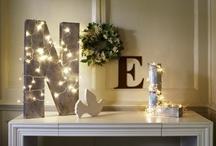 'Tis The Season ☆ / The festive season.....  a time to decorate, a time to  celebrate, and a time to create memories to treasure.