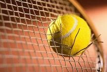 ❤ Tennis / Summer brings the tennis champions to Australia.