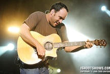 Dave Matthews / Dave Matthews frontman for The Dave Matthews Band. I have loved this band since Dave first started playing and was fortunate to attend a Concert. And by sheer luck, my best friend scored us front row seat for us and our less than enthusiastic dates. I swore Dave was singing to me all night. Best concert ever. Thank you, me dear friend. If you ever read this, know I think of you often. :)