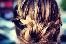 Hair-Style Rut Buster!  / by Sarah Sandiford