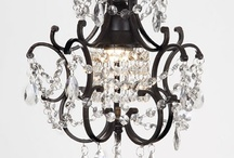 Let there be Light.  Light fixtures and lighting accessories / Lighting suggestions to decorate and provide light for your home with light fixtures and accessories / by Lana Artz- Prine