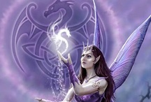 Enchantment: Faeries / Everything to do with Faeries in the Faery world.  / by LA Edwards - Author
