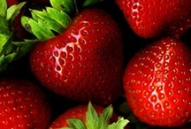 """All About: Strawberries / by Adelle """"Isay"""" Q-Lauifi"""