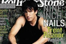 Cover of Rolling Stone / Nothing like being on the cover of the Rolling Stone Magazine - Those who have graced this great feat.