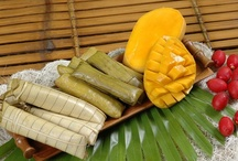 "Filipino Cuisine: Desserts/Sweets/Breads/Suman / by Adelle ""Isay"" Q-Lauifi"