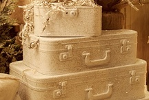 Decorating with Old Suitcases / Old suitcases used to add new decorating ideas for your home. / by Lana Artz- Prine