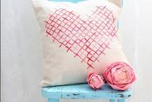 ✄ Cross Stitch / Cute needle work designs.