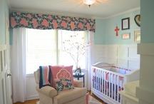Baby B's Nursery / by Mandy R. Baldree