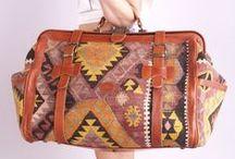 Bag Lady / Bags, Bags, Love of bags.