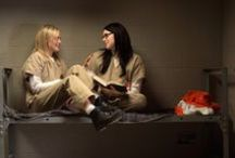 Orange is the New Black / Pins about the Netflix show and the book that it is based on: Orange is the New Black by Piper Kerman