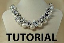 Jewelry Tutorials so you can make it yourself / Use these jewelry tutorials to learn to make your own babbles to enjoy. / by Lana Artz- Prine