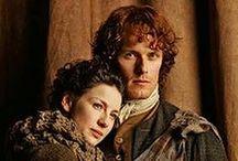❤ Outlander / Mini-series based on the books by Diana Gabaldon.