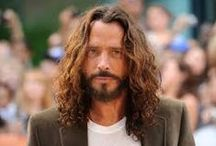 Chris Cornell-Soundgarden / Chris Cornell one of the greatest rock musicians of all time.
