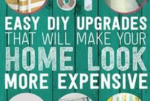 Home Improvements and Fixes / Ideas and suggestions for adding value to your home with improvements and information on  fixing common household situations / by Lana Artz- Prine