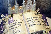 Disney inspired cakes & cupcakes