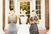 Bridesmaids / by Angela L. Montanez