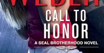 CALL TO HONOR / The first book in a HOT new series:  Call to Honor   http://tawnyweber.com/cth