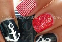 nails / by Brooke Taylor